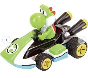 Nintendo Mario Kart 8 Pull & Speed Racers - 2 Pack £10 @ Argos Free click and collect. 2 for £15