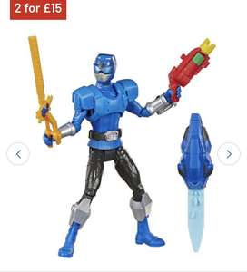 Power Rangers Beast Morphers Beast-X Blue Ranger £10.80 @ Argos Free click and collect. 2 for £15
