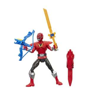Power Rangers Beast Morphers Beast-X Red Ranger. 2 for £15. £10 @ Argos Free click and collect
