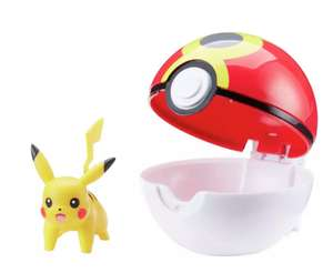Pokemon Clip 'N' Go Balls £10 @ Argos free click and collect. 2 for &15