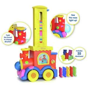 Mr Tumble's Domino Train £7.99 Instore at Home Bargains Nelson