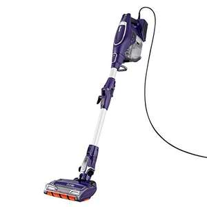 Stick Vacuum Cleaner Shark Corded Stick Vacuum Cleaner [HV390UK] Lightweight, Purple with 5 years guarantee for £120.86 delivered @ Amazon