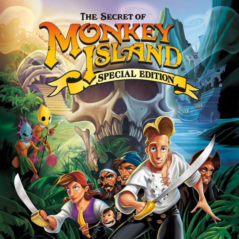 [Steam] The Secret of Monkey Island (Special Edition) - 93p - Eneba/Buy-n-Play