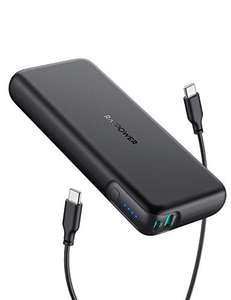 RAVPower Portable Charger 20000mAh 60W PD 3.0 USB C Power Bank £33.99 Sold by Sunvalleytek-UK and Fulfilled by Amazon