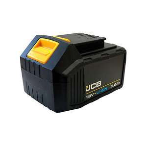 JCB 18V 5Ah Li-ion Battery for £20 @ B&Q (free click and collect)