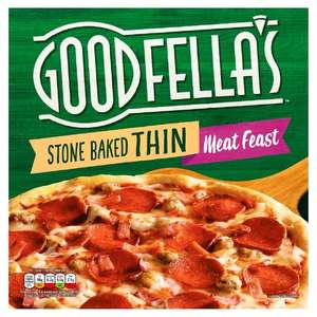 Goodfella's Stonebaked Thin Meat Feast Pizza £1.12 @ Ocado