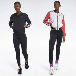 Reebok Meet You There Track Suit in Black, or Black & Pink £28.85 delivered with code @ Reebok