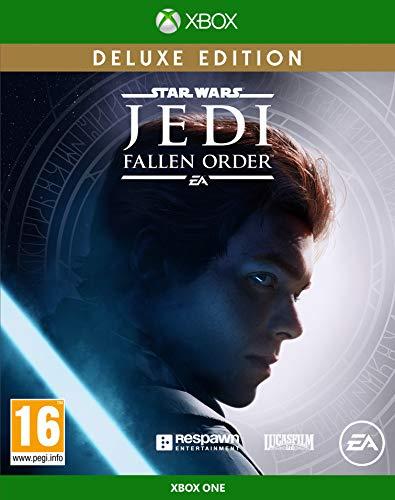 Star Wars JEDI: Fallen Order - Deluxe Edition (Xbox One) - £27.99 delivered @ Amazon