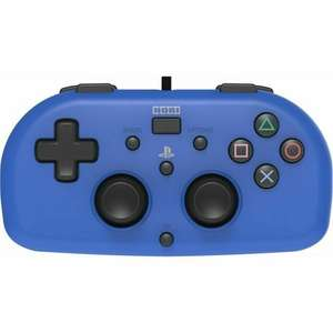 Hori red and blue mini ps4 controllers scanning as £5 ASDA (Hunts Cross)