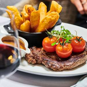 3 course meal at Marco Pierre White restaurants for £10 (Monday to Wednesday)
