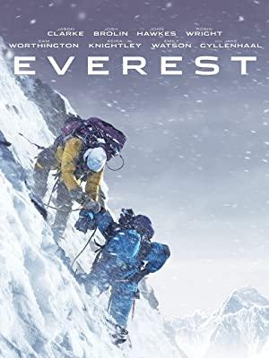 Everest (4K UHD) £3.49 to own on Amazon Prime Video