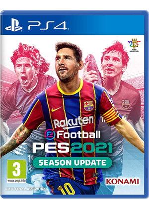 eFootball PES 2021 Season Update (PS4) pre-order £23.85 @ Base.com