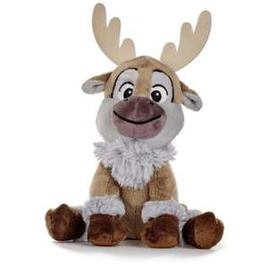 "Disney Frozen 2 Sven 8"" Plushie £7.99 delivered @ Pound Toy (Elsa, Anna and Olaf Plushies also avalible)"