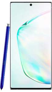 Samsung Galaxy Note 10 256GB Aura Glow 50GB, unlimited texts/calls £38 per month / 24 months £0 upfront at Fonehouse