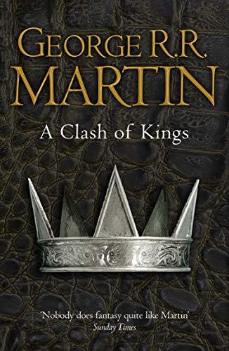 George R.R. Martin - A Clash of Kings Paperback £2.99 (Prime) / £5.98 (non Prime) at Amazon