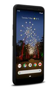 Pixel 3a 64GB - Just Black £7 a month for 30 months PayPal Credit or £210 upfront + £10 sim - £220 @ Voxi