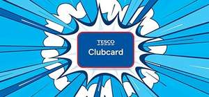 Double Clubcard points at Esso sites with a Tesco Express