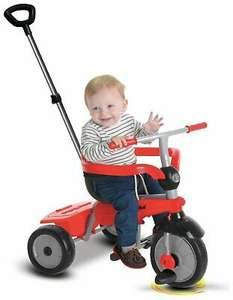 smarTrike 3-in-1 10 Months to 3 Years 3 Stages Touch Steering Breeze Trike - £28.25 @ Argos / ebay