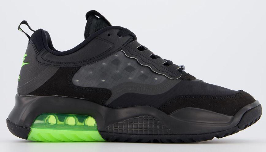 Jordan air max 200 black / Green £80 @ Offspring