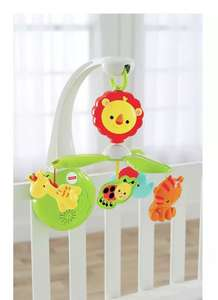 Fisher-Price Grow-With-Me Mobile £13 at Argos c&c