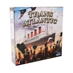 Transatlantic Board Game £36.88 delivered @ Zatu