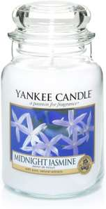 Large Yankee Candle Midnight Jasmine at Amazon £16 Prime (+£4.49 non Prime)