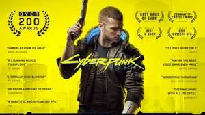 Cyberpunk 2077 for PC £20.91 from GOG via VPN russia