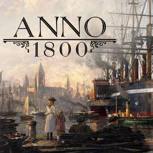 Anno 1800 - Standard Edition (PC Uplay) £18.99 at Fanatical