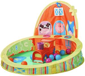 Chad Valley Deluxe Farm Ball pit £13 Argos