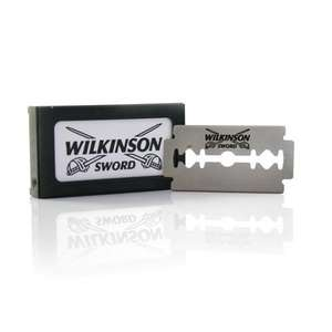 Wilkinson Sword DE Razor Blades x 20 packs of 5 blades - £20 free delivery at Edwin Jagger