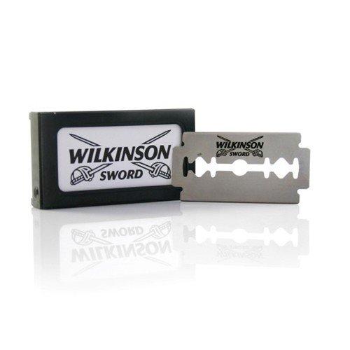 Wilkinson Sword DE Razor Blades x 20 packs of 5 blades - £20 free delivery at Edwin Jagger