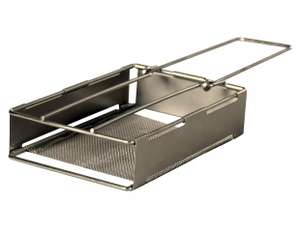 Halfords Folding Toaster £2.50 @ Halfords - (Free Click & Collect)