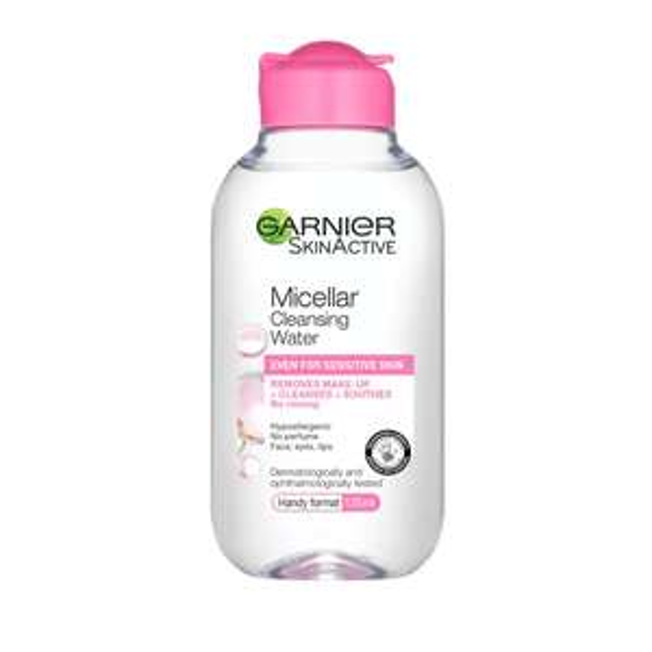 Garnier Micellar Water Sensitive Skin 125ml NOW £1.00 @ Superdrug