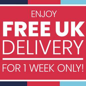 Free UK delivery from Help For Heroes, for one week only.