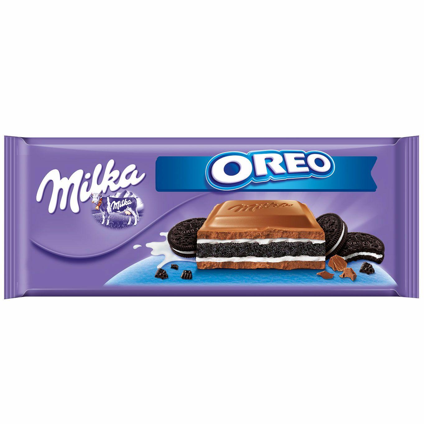 Milka oreo / choco & biscuit 300g £1.69 @ b&m bargains Small Heath