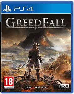 GreedFall (PS4 / Xbox One) - £22.59 delivered @ Base