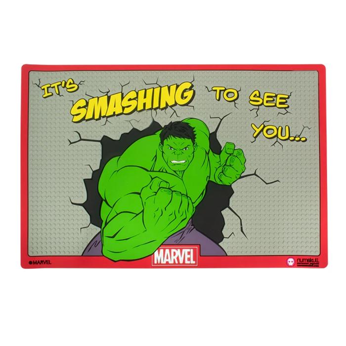 Official Marvel Hulk Door Mat - £6.99 Using Exclusive Code @ Geekstore