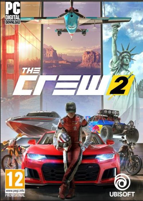 The Crew 2 PC - £5.99 at CDKeys