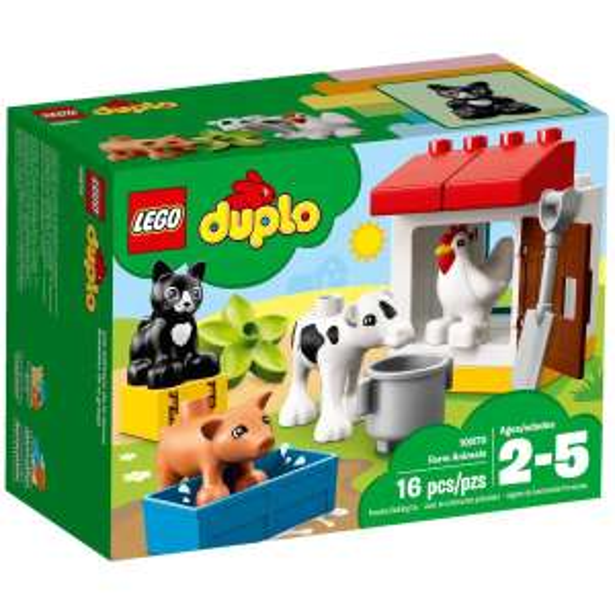 Lego Duplo 10870 farm animals £3 instore at Sainsbury's London