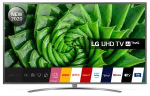 LG 75UN81006LB 75 Inch 4K Ultra HD Smart TV (2020) with 5 years warranty for £999.99 delivered @ Costco