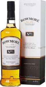 Bowmore No1 Single malt whisky 70cl - £20.70 at Amazon