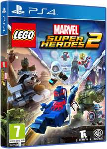 LEGO Marvel Superheroes 2 (Sony PS4) for £10.75 delivered @ MyMemory