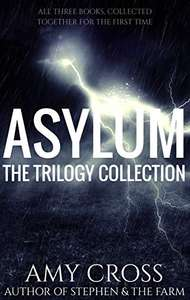 Asylum: The Trilogy Collection by Amy Cross - Free on Kindle @ Amazon