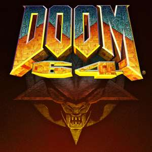 DOOM 64 / Doom / Doom II download - £1.99 @ Nintendo e-shop