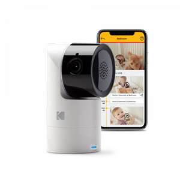 Kodak Cherish C125 WiFi baby monitor camera £39.99 @ Kodak