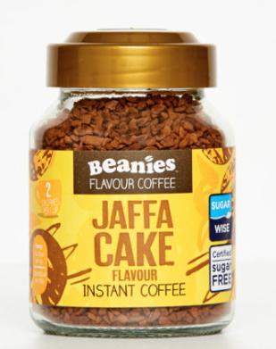 Beanies Low Calorie Instore (Jaffa cake, cherry bakewell & white choc & raspberry) 29p - Aldi Carlisle