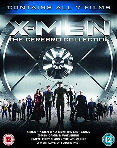 X-Men - The Cerebro Collection [Blu-ray] 7 Films - £6.13 Prime/+£2.99 Non Prime @ Amazon UK