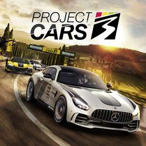 Project CARS 3 [PS4] Pre-Order - £32.87 @ PlayStation Network Turkey