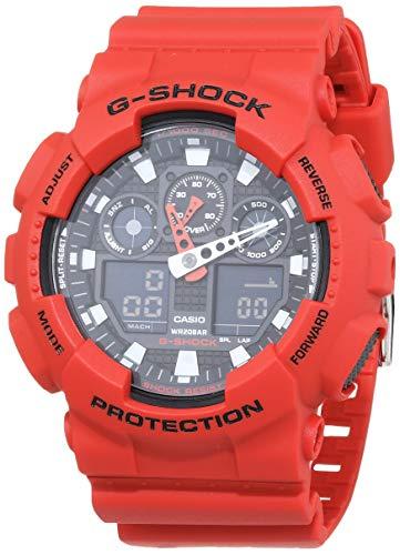 Casio G-Shock Men's Watch GA-100B £45.95 at Amazon