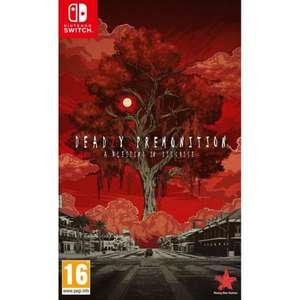 Deadly Premonition 2: A Blessing in Disguise with Poster and Notebook Set (Nintendo Switch) - £25.95 Delivered @ The Game Collection